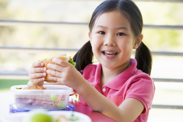 Why Parents Should Care More About Food At School